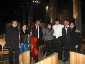 2001 - Coro de Niños y Jóvenes Cantores de Bariloche