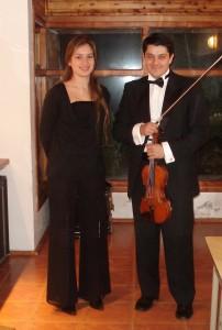 2007, 2008, 2009 - Conciertos de Música de Cámara